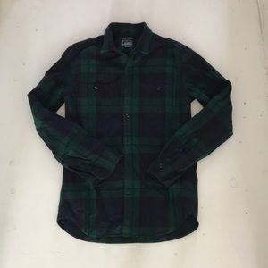 Jcrew flannel plaid shirt!